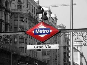 Gran Via - métro