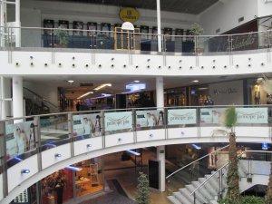 Centro commercial Principe Pio