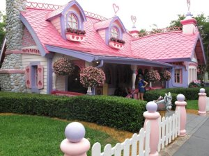 Minnie's House